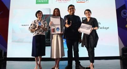 Oppo F7 Youth Resmi Meluncur di Indonesia, Ini Harganya