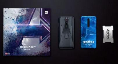 Redmi K20 Pro Edisi Avengers: Endgame Resmi Meluncur