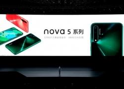 Huawei Resmi Luncurkan Nova 5, Nova 5i, dan Nova 5 Pro