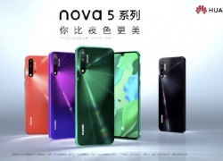 Spesifikasi Huawei Nova 5T Terkuak, Bakal Meluncur 25 Agustus