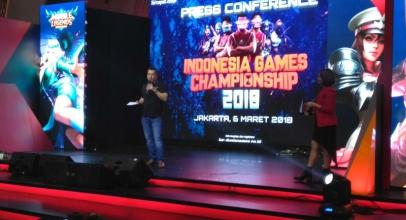 Telkomsel Gelar Kompetisi Games Terbesar di Indonesia