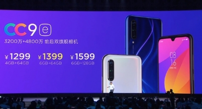 Xiaomi Luncurkan Tiga Ponsel Selfie Mi CC 9, Mi CC 9e, dan Mi CC 9 Meitu Edition