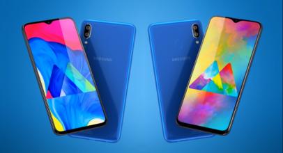 Review: Perbandingan Samsung Galaxy M10 dan Galaxy M20