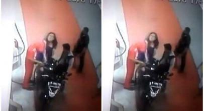 VIDEO: Emak-Emak Jaman Now Tampar Petugas SPBU, Ternyata Ini Penyebabnya