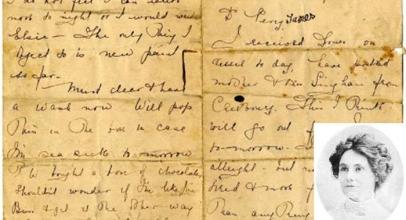 Surat Langka Ini Ceritakan Kondisi Titanic Sebelum Tenggelam