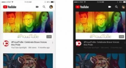 Fitur Night Mode YouTube Kini Hadir di Perangkat Mobile Berbasis iOS