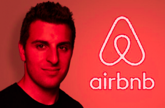 Brian Chesky, CEO Airbnb