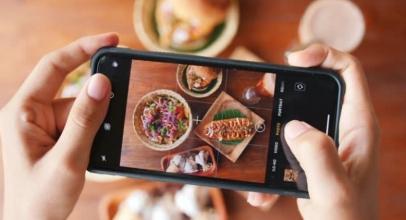 9 Inspirasi Kreasi Akal-Akalan Food Photography via Smartphone