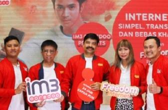 Indosat Siapkan Freedom Internet Mulai Rp 15.000,-