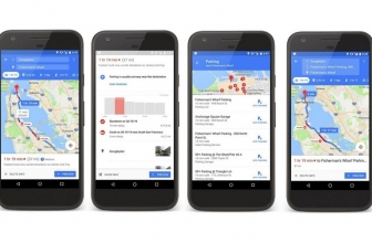 Google Maps Kini Dilengkapi Informasi Parkiran Umum