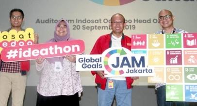 Indosat Ooredoo Gelar Ideathon dari Generasi Muda
