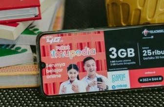 Ilmupedia Telkomsel Tawarkan Kuota Data 30 GB Gratis