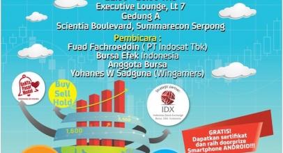 Kontes Indosat Stock Trading Dimulai!