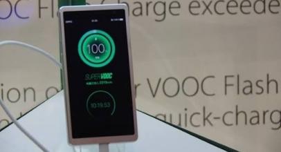 Oppo Punya Teknologi Isi Ulang Baterai 15 Menit, Super VOOC