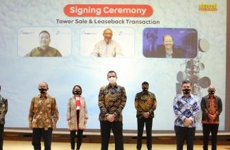 Indosat Jual 4.200 BTS ke Edge Point Indonesia Pecahkan Rekor Transaksi