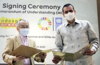 Indosat dan UNDP Kolaborasi Dukung Pembangunan Berkelanjutan