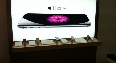 Okeshop dan Global Teleshop Promo iPhone 6 dan iPhone 6 Plus