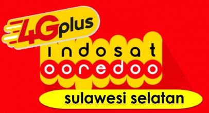 Indosat Ooredoo Luaskan Jaringan 4G Plus di Sulawesi Selatan