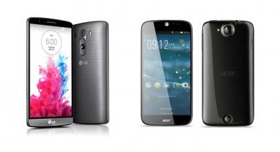 Belanja Minggu Ini: LG G3 Beat dan Acer Liquid Jade