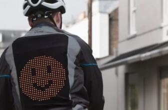 Ford Rilis Jaket Emoji bagi Pengendara Sepeda