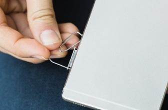 4 Alat Pengganti Pencolok Slot SIM Card
