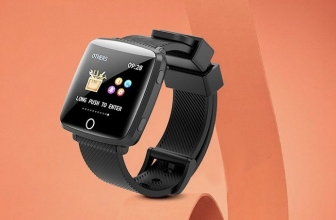 Smartwatch Lenovo Carme Harga Tak Sampai Sejuta