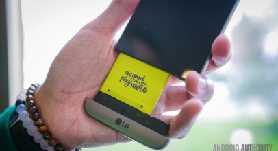 LG G5 Bisa Dibongkar Pasang