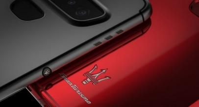 Konsep Smartphone Maserati GranTurismo dengan 7 Speaker