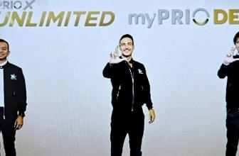 XL Axiata Rilis myPRIO X Unlimited untuk Pelanggan Pascabayar