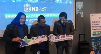 Teknologi NB-IoT XL Axiata Dalam Industri 4.0