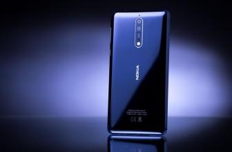 Nokia 8 Dapat Skor DxOMark Buruk