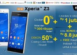 Belanja Minggu Ini: Sony Xperia Z3 Series