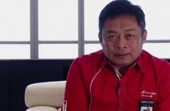 Ririek Adriansyah Didaulat Jadi Ketua ATSI Baru