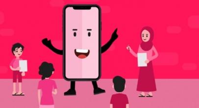 Smartfren Gratiskan 30 GB Selama 30 Hari untuk Ruangguru