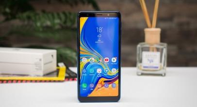Review: Samsung Galaxy A7, Trio Kamera dan Jelajah Tujuh Menu Foto