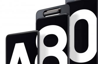 Samsung Galaxy A80 Bawa Kamera Putar Tiga Resolusi