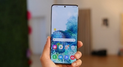 Samsung Galaxy S20, Bisa Zoom 100X