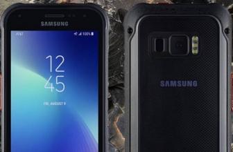 Samsung Galaxy XCover FieldPro Profesional di Lapangan