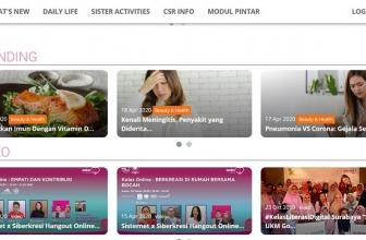 """XL Corner: Sisternet, """"Rumah Pintar"""" Kaum Perempuan Indonesia"""