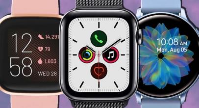 Smartwatch: Apple No. 1, Samsung No. 2