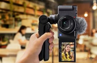 Kamera Sony ZV-1, Paling Cocok buat Nge-vlog