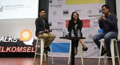 Telkomsel Gelar Talks@Telkomsel di Bandung