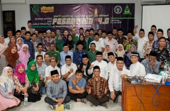 Indosat Ooredoo Gelar Pesantren 4.0