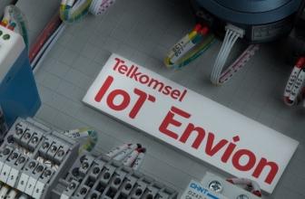 Telkomsel Sediakan Layanan IoT Envion