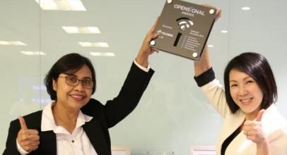 Enam Penghargaan Uji Sinyal Terbaik bagi Telkomsel