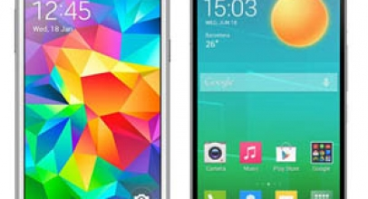 Samsung Galaxy Grand Prime VS Alcatel OneTouch Flash