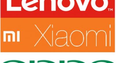 Lenovo, Oppo, Xiaomi Bersaing Awal Tahun