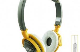 """Headphone Qulmax HSQ09 yang Ringan dan """"Nendang"""""""
