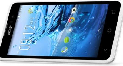 Acer Liquid Z520, Serbatanggung