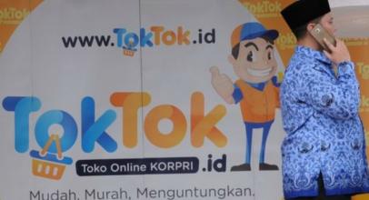 Toktok.id Ajak ASN Belanja Online Keperluan Rumah Tangga